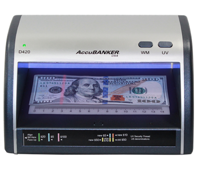 Money Detectors, Currency Counter